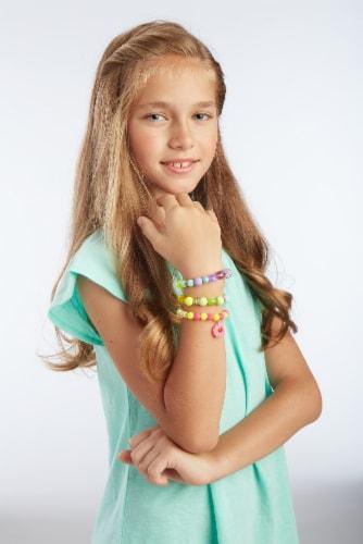 Modern Wonder Candy Bead Bracelet - Large Perspective: top