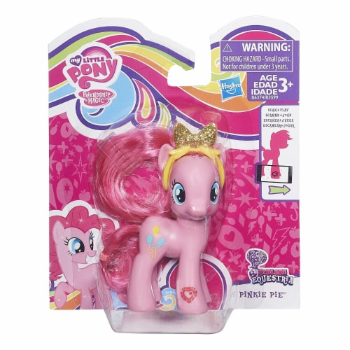 Hasbro My Little Pony Pinkie Pie Doll Perspective: top