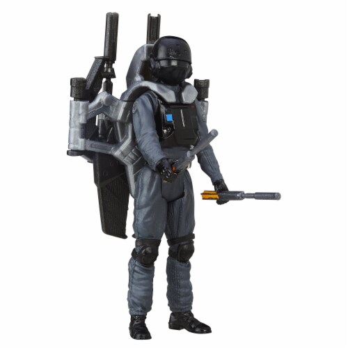Hasbro Disney Star Wars Rogue One Imperial Ground Crew Figure Perspective: top
