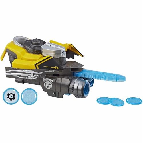 Transformers: Bumblebee - Bumblebee Stinger Blaster Perspective: top