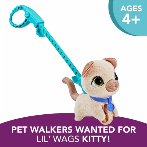 Hasbro FurReal Walkalongs Lil' Wags Perspective: top