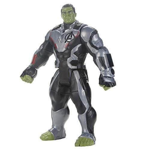 Avengers Marvel Endgame Titan Hero Hulk Perspective: top