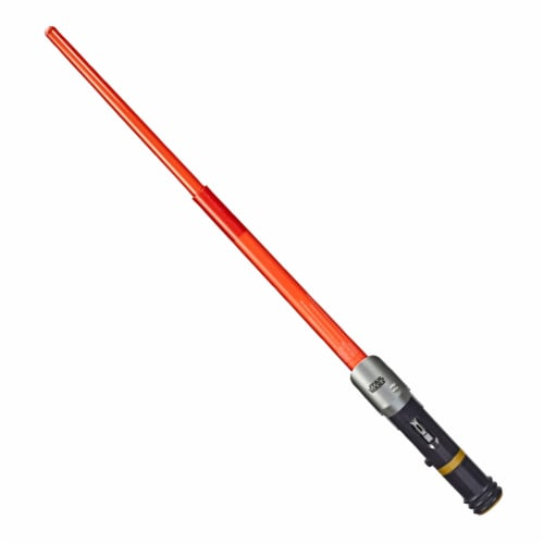 Hasbro Star Wars Lightsaber Academy Expandable Lightsaber - Red Perspective: top