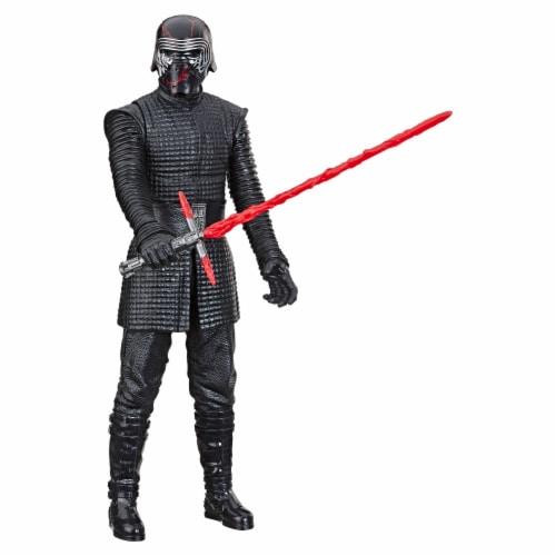Hasbro Star Wars Hero Series Supreme Leader Kylo Ren Action Figure Perspective: top