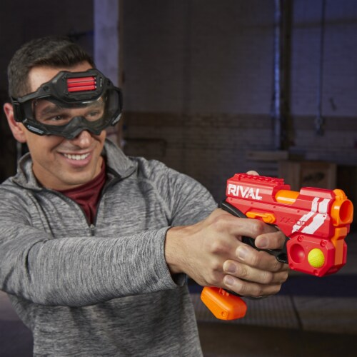 Nerf Rival Knockout XX-100 Blaster Perspective: top