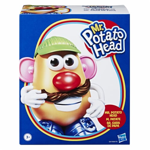 Mr. Potato Head Theme Pack Perspective: top