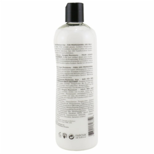 CHI Transformation System Phase 1  Solution Formula A (For Resistant/Virgin Hair) 473ml/16oz Perspective: top