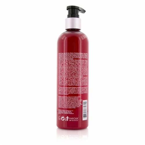 CHI Rose Hip Oil Color Nurture Protecting Shampoo 340ml/11.5oz Perspective: top