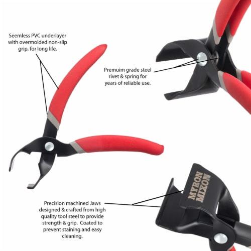 Myron Mixon BBQ Rib Skinner / Catfish Skinner Perspective: top