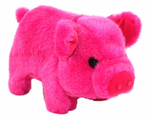 Bacon Bits Mechanical Pig - Pink Perspective: top