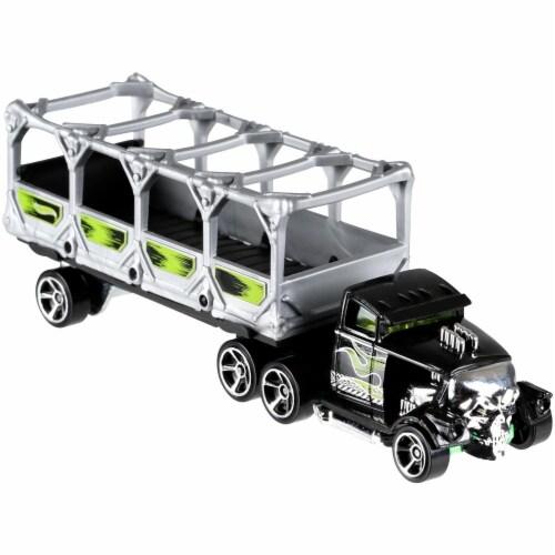 Hot Wheels Track Trucks, Bone Blazers Perspective: top