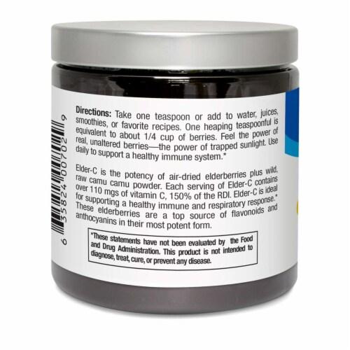 North American Herb & Spice Elder-C Powder, 3 Ounces Perspective: top