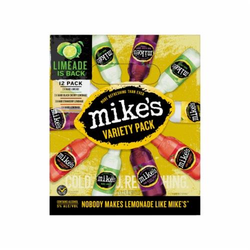 Mike's Hard Lemonade Variety Pack Perspective: top
