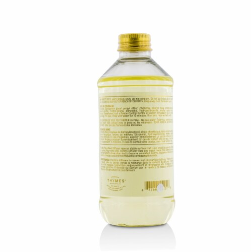 Thymes Aromatic Diffuser  Goldleaf 230ml/7.75oz Perspective: top