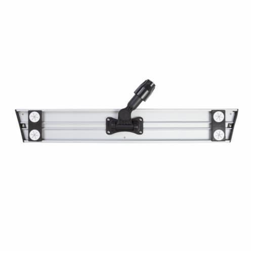 24  Microfiber Professional Commercial Adjustable Floor Aluminum Heavy Duty Mop Perspective: top