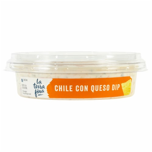 La Terra Fina Chile Con Queso Dip Perspective: top