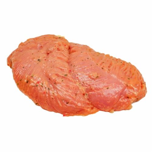 Honeysuckle White Rotisserie Flavor Turkey Breast Tenderloins Perspective: top
