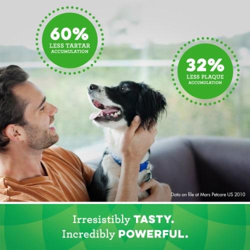 Greenies™ Original Regular Size Dog Dental Treats 6 Count Perspective: top