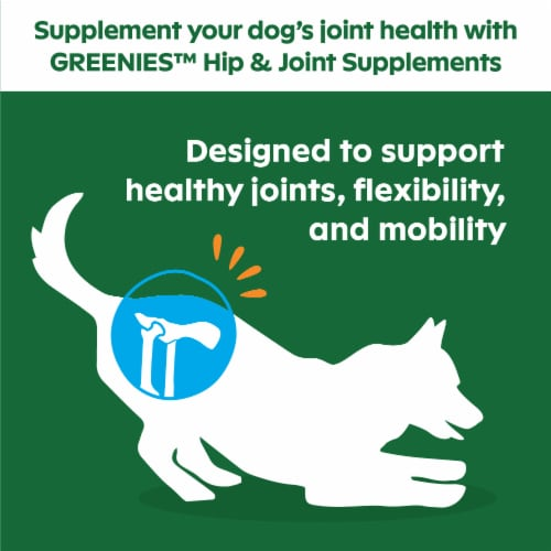 Greenies™ Hip & Joint Supplements For Adult Dogs Perspective: top