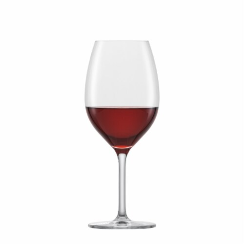 FORTESSA Banquet Wine Glass - Red Wine Perspective: top