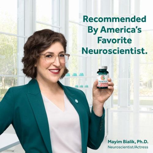 Neuriva Brain Performance Original Strawberry Flavored Gummies Perspective: top