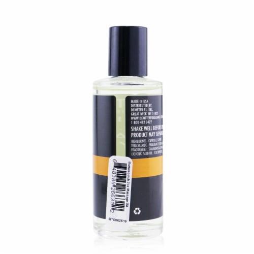 Demeter Butterscotch Massage & Body Oil 60ml/2oz Perspective: top