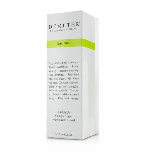 Demeter Bamboo Cologne Spray 120ml/4oz Perspective: top