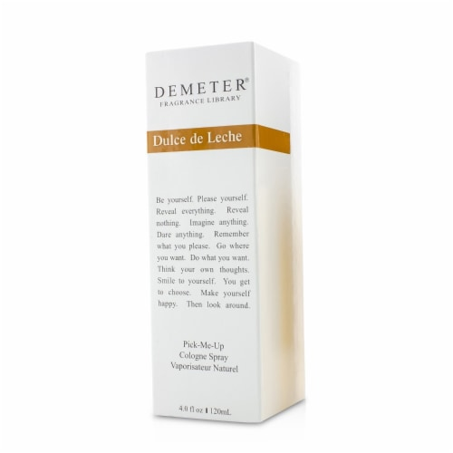 Demeter Dulce De Leche Cologne Spray 120ml/4oz Perspective: top