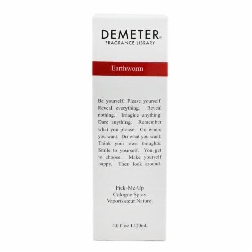 Demeter Earthworm Cologne Spray 120ml/4oz Perspective: top