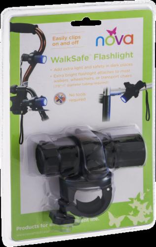 Nova WalkSafe Flashlight Perspective: top