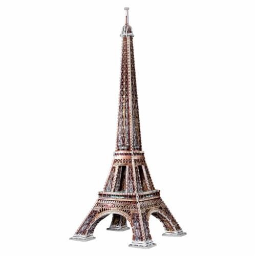 Wrebbit Eiffel Tower 3D Puzzle Perspective: top