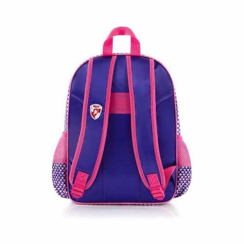 Heys Trolls Deluxe School Backpack Perspective: top