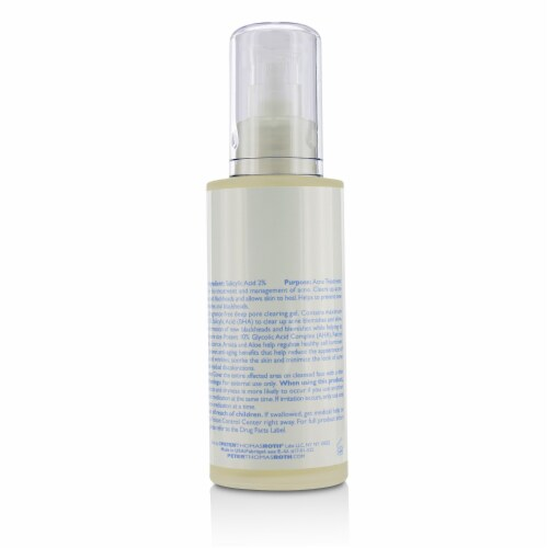 AHA-BHA Acne Clearing Gel by Peter Thomas Roth for Unisex - 3.4 oz Treatment Perspective: top