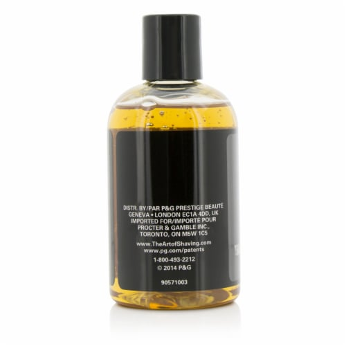 The Art Of Shaving Beard Wash  Peppermint Essential Oil 120ml/4oz Perspective: top