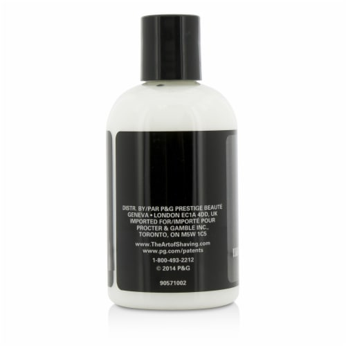 The Art Of Shaving Beard Conditioner  Peppermint Essential Oil 120ml/4oz Perspective: top