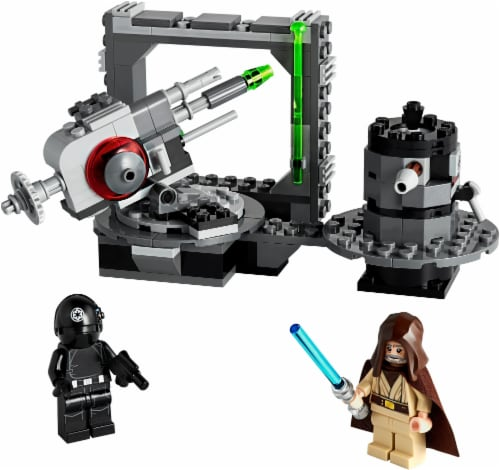 LEGO® Star Wars Death Star Cannon Perspective: top