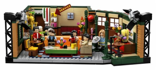 21319 LEGO® Friends Central Perk Perspective: top