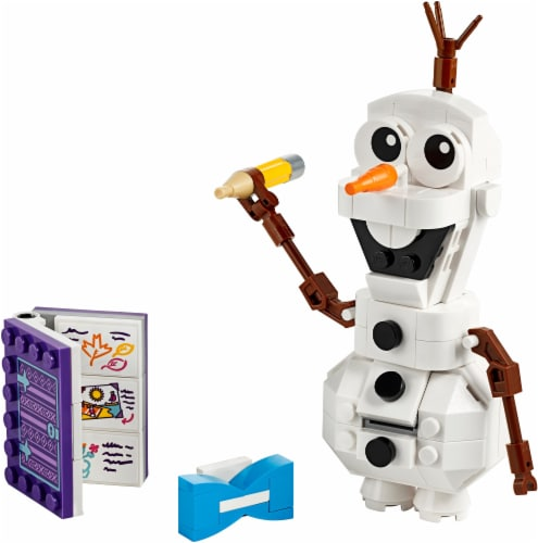 LEGO® Disney Frozen 2 Olaf Building Toy Perspective: top