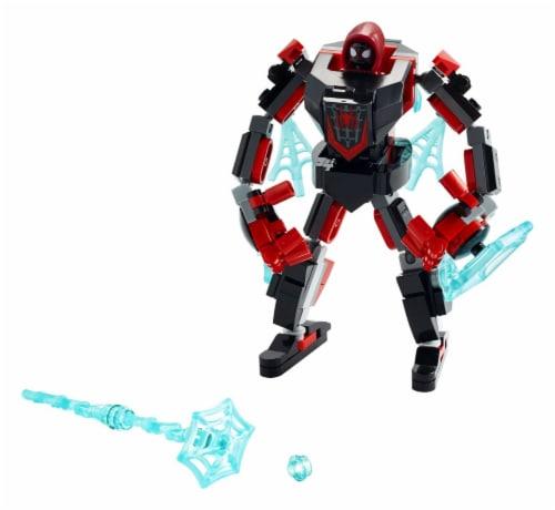 76171 LEGO® Marvel Spider-Man Mile Morales Mech Armor Perspective: top
