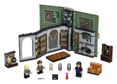 76383 LEGO® Harry Potter Hogwarts Moment: Potions Class Perspective: top