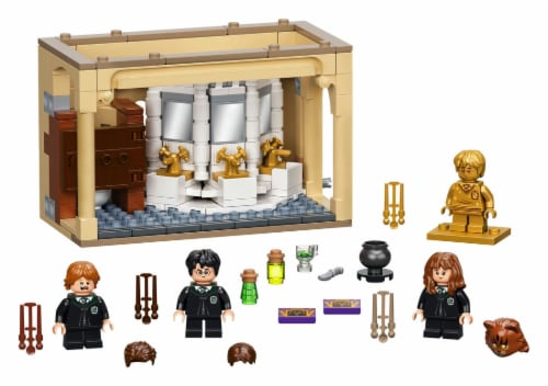 LEGO® Harry Potter Hogwarts Polyjuice Potion Mistake Building Set Perspective: top