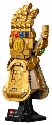 76191 LEGO® Marvel Infinity Gauntlet Perspective: top