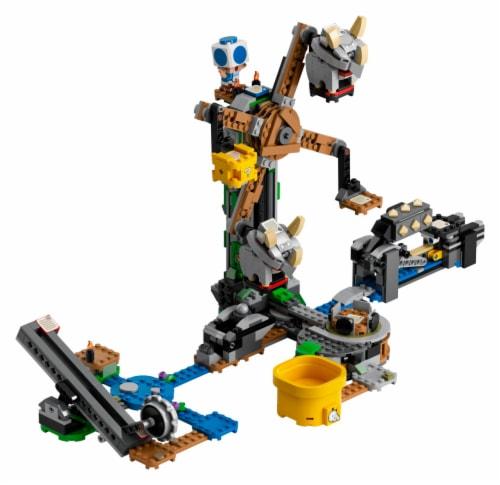 LEGO® Super Mario Reznor Knockdown Perspective: top