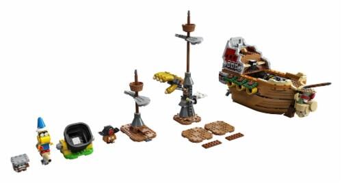 LEGO® Super Mario Bowser's Airship Perspective: top