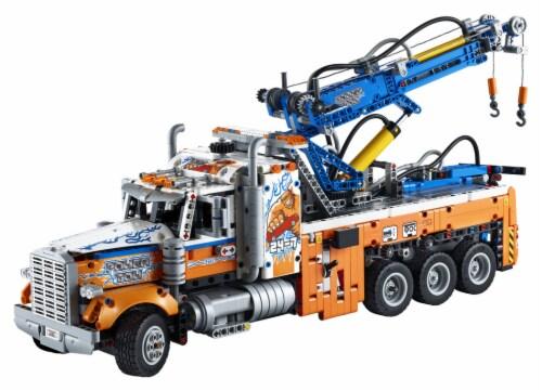 LEGO® Technic Heavy-Duty Tow Truck Perspective: top