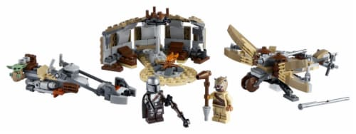 75299 LEGO® Star Wars Trouble on Tatooine Perspective: top