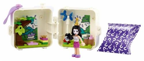 41663 LEGO® Friends Emma's Dalmatian Cube Perspective: top