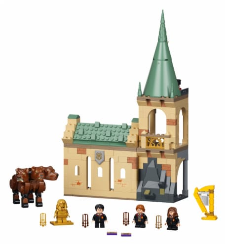 76387 LEGO® Harry Potter™ Hogwarts™: Fluffy Encounter Perspective: top