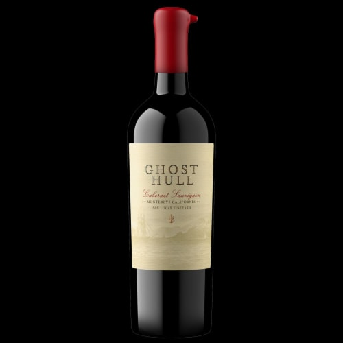 Ghost Hull Cabernet Sauvignon Perspective: top