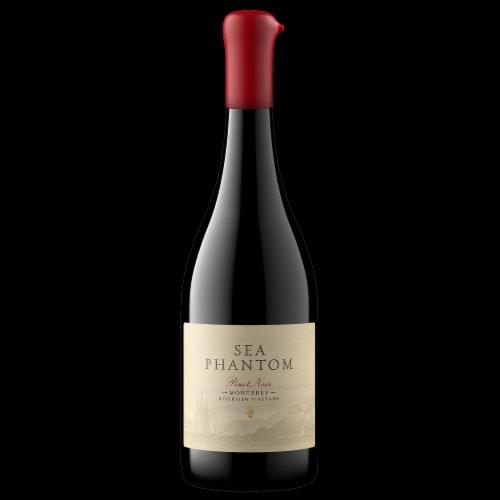Sea Phantom Pinot Noir Perspective: top